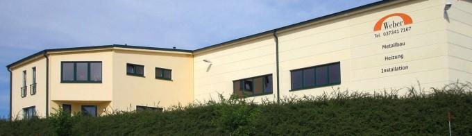 Firmensitz in Drebach