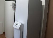 Sole/Wasser Wärmepumpe Vaillant Geotherm plus VWS 62/3 6kW