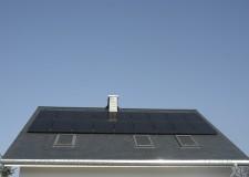 Fotovoltaikanlage Aufdachmontage 5kW Typ Vaillant M260W mono black