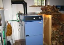 Baxi Holzvergaserkessel