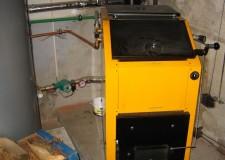 Holzvergaserkessel Eta 14,9kW