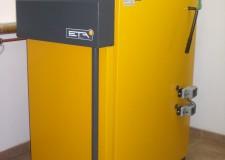 Holzvergaserkessel Eta SH 20, 20kW